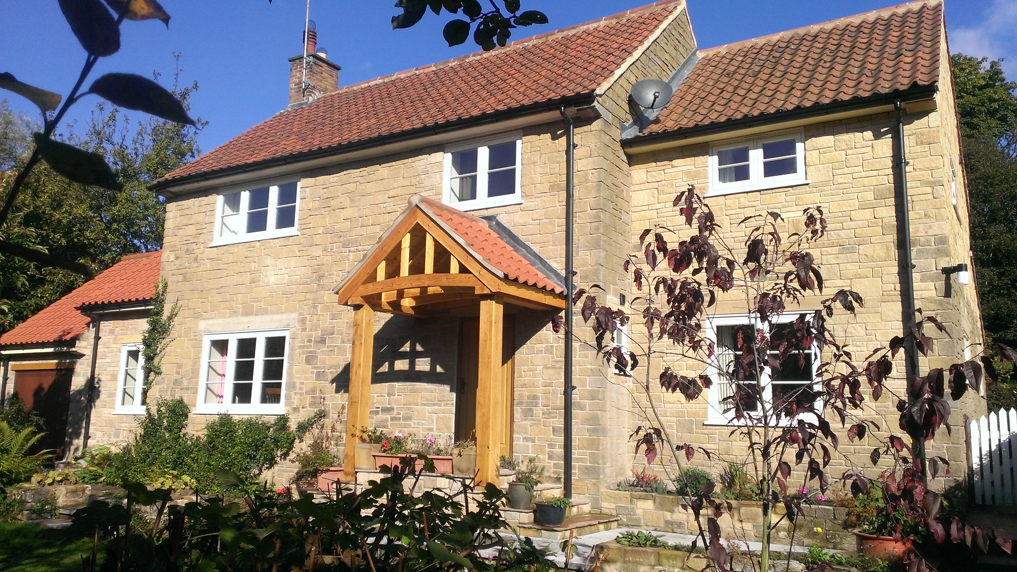 builder in ryedale